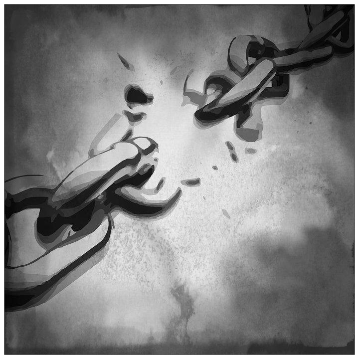 cadena rota